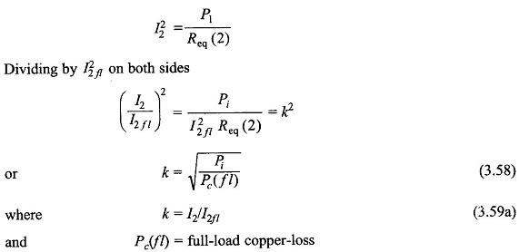 Efficiency and Voltage Regulation