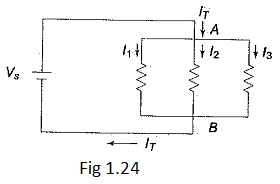 Kirchhoff's Current Law | Circuit Diagram | Equation