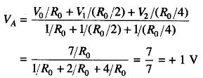 Variable Resistor Network
