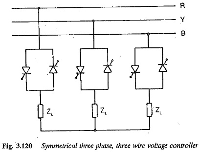 Three Phase AC Voltage Controller