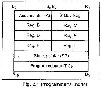 8085 Instruction Classification