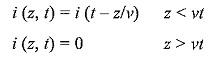 Mathematical Model of Lightning Stroke