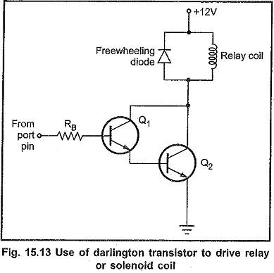 Transistor Buffer Circuit