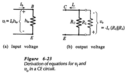 Common Emitter Amplifier Circuit