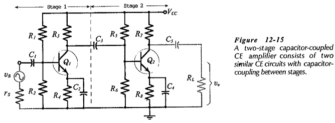 Direct Coupled Circuits