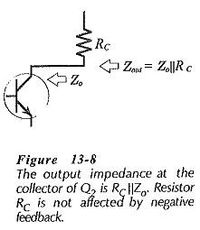 Series Voltage Negative Feedback Amplifier