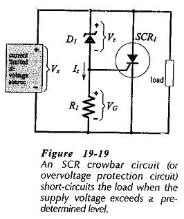 SCR Applications Circuits