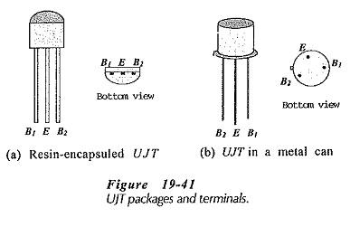 UJT Circuit Diagram