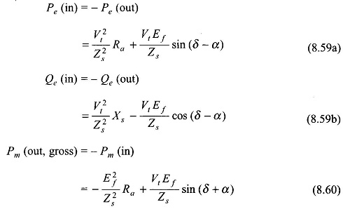 Power FLow Transfer Equations