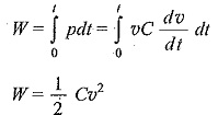 Capacitance Equation