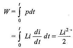 Inductance Equation