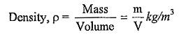 Properties of Fluid in Fluid Mechanics