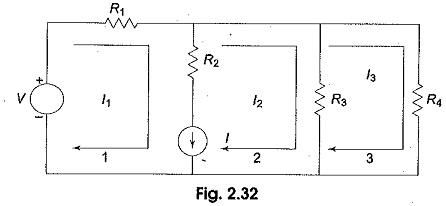 Super Mesh Circuit Analysis