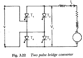 Two pulse bridge converter