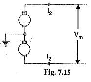 Two Wire DC System with Mid Point Earthed