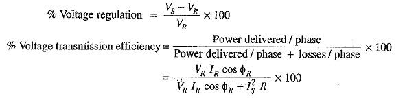 Medium Transmission Line Voltage