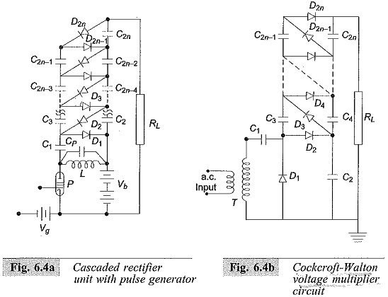Voltage Multiplier Circuits