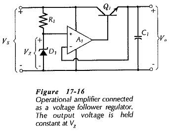 Op Amp Voltage Regulators