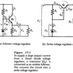 Transistor Series Voltage Regulator