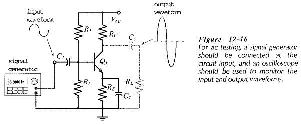 Amplifier Testing