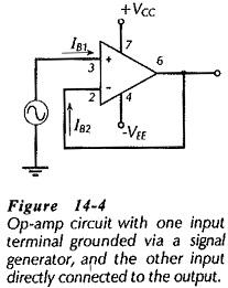 Biasing Bipolar Op Amp Circuit
