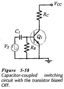 Biasing Transistor Switching Circuits
