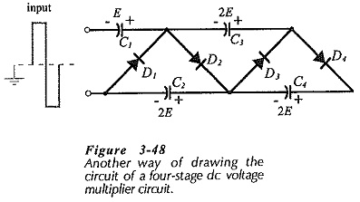 DC Voltage Multiplier Circuit
