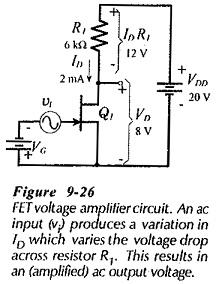 FET Amplification
