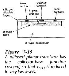 Diffused Planar Transistor Fabrication Techniques