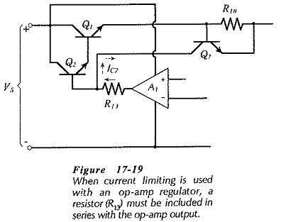 Op Amp Voltage Regulators