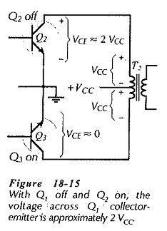 Transformer Coupled Amplifier Design