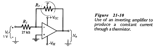 Thermistor Operation
