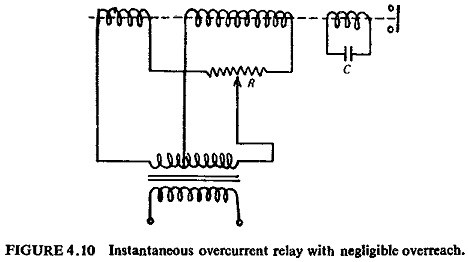 Instantaneous Overcurrent Relays