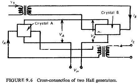 Hall Effect Relay Circuit