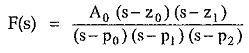 Evaluation of Residue Using Pole-zero Plot