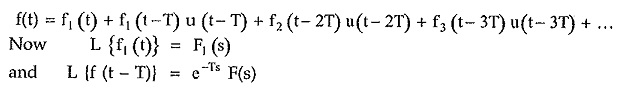 Laplace Transform of Periodic Function