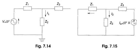 Superposition Theorem Formula