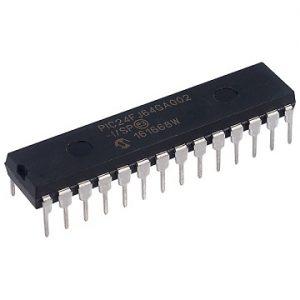 16 Bit Microcontroller Examples