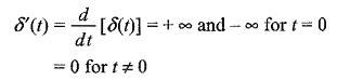 Unit doublet function
